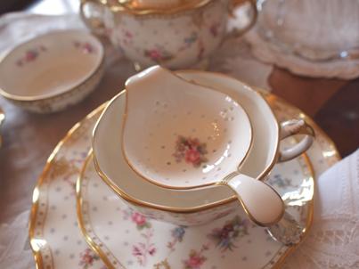 エリザベス女王ダイヤモンドジュビリーのお紅茶