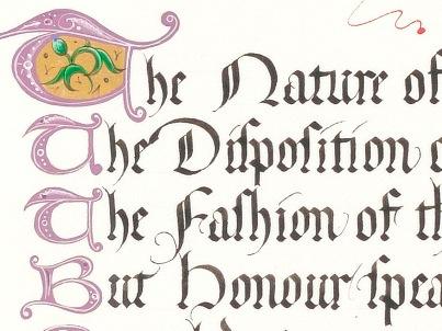 モジ美人に憧れて〜 カリグラファー(西洋書家) yayo の プラスアルファな日々 〜カリグラフィー(西洋書道)、イルミネーション(写本装飾)、紋章デザインなどヨーロッパの伝統文字芸術に触れる喜びをお届けするyayoこと西村弥生のブログですキレイな文字はステキ女子のたしなみですわよ!http://yayo.ciao.jp