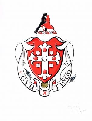 アルゼンチンタンゴダンサーGYUさんの紋章