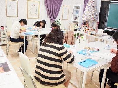 東京・南青山のカリグラフィー教室 モジ・アカデミア