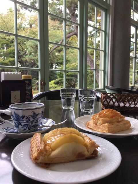 藤田記念庭園大正浪漫喫茶