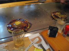 鉄板焼き2