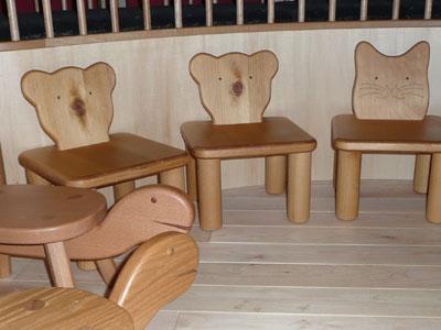 かわいい椅子