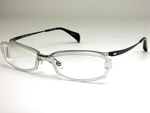 私のメガネ