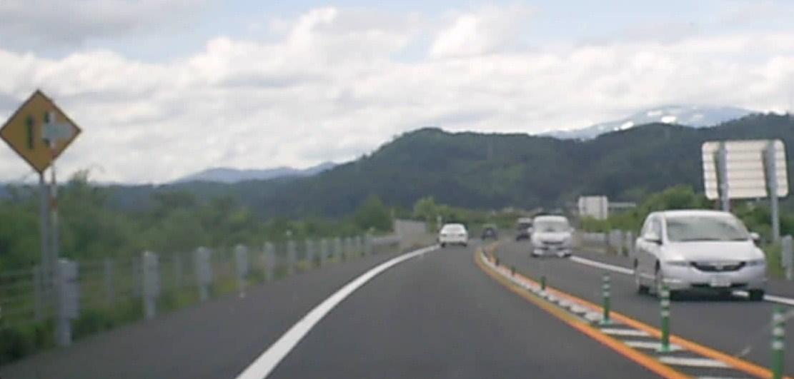 山形自動車道