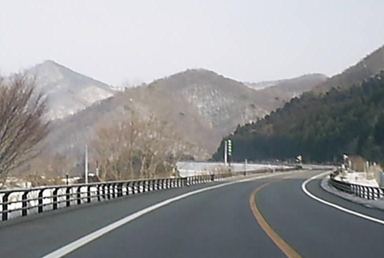 仙人峠道路