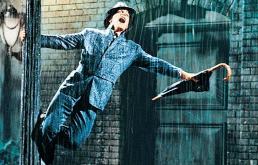雨に唄えば】(1952年) | お気...