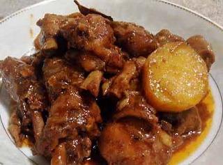 ミツカン酢の鶏のさっぱり煮とチ...