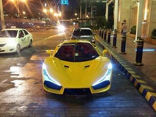 フィリピン製のスーパーカーがあ...