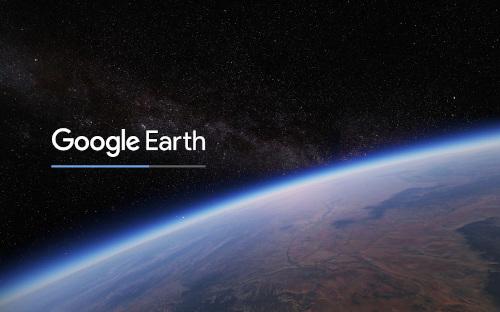 GoogleEarthを使おう