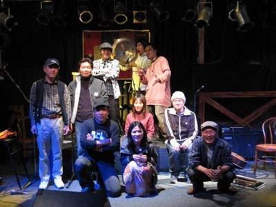コンサート終了後の記念写真