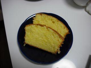 バターケーキ�
