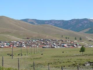 テレルジの村