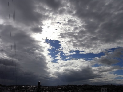 サヨナラ台風