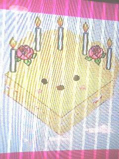 ほわわんケーキ
