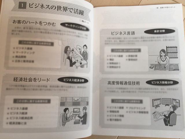 NHK出版発刊「ビジネス基礎 新訂版学習書」改訂版 ビジネスイラスト,高校生テキストイラスト,教科書イラスト