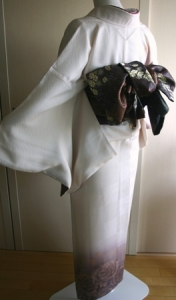 トールサイズの着物