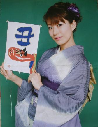 朴 璐美さん