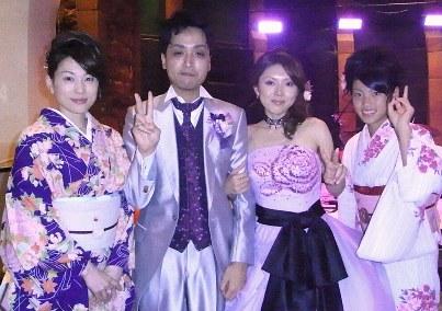 のぶこ様みなみ様2009