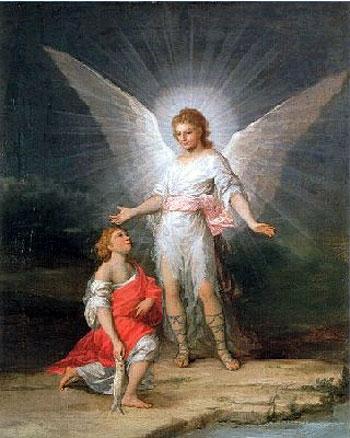大天使ラファエル