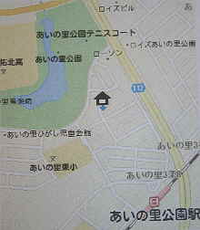 mom's 地図