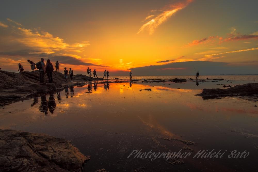 神奈川のウユニ塩湖