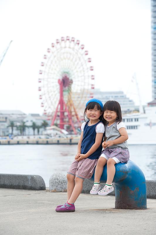 家族 写真 スタジオ 神戸 元町 ロケ