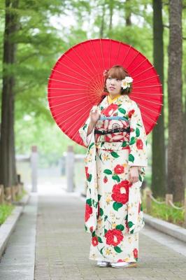 神戸 元町 写真スタジオ 家族 成人式 振袖 着物 着付け