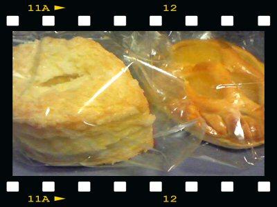 チャレンジドのパン