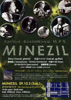 MINEZIL@D�