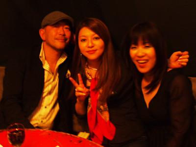 多田さん&リカさんと♪
