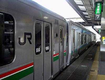 2006/05/26 仙台駅5番船ホーム