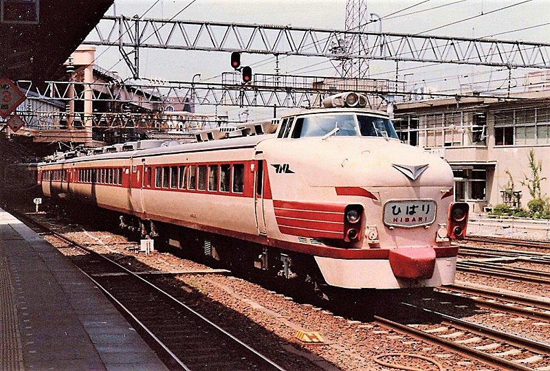 古い写真をスキャン☆1978年 クロサロ編成 | 汽車POPPOのつぶやき ...