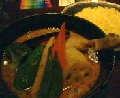 チキン野菜