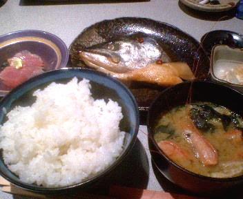 鮭カブト煮