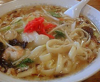 広東風刀削麺