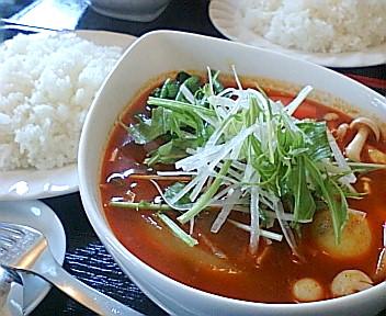 水餃子カレー