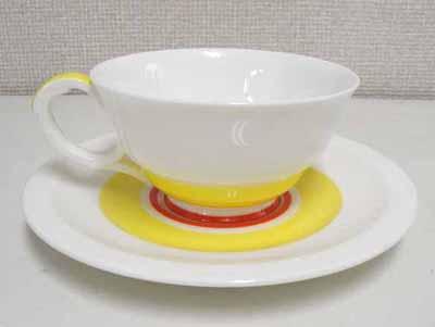 日本陶器会社 カップソーサー