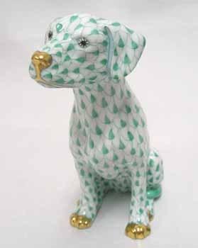 ヘレンド 犬1
