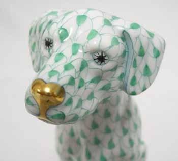 ヘレンド 犬2