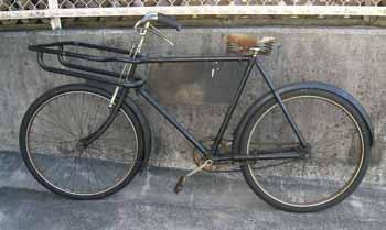 自転車イギリス1