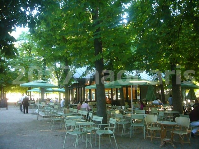 Paris cafe jardin du luxembourg le blog de naoparis for Cafe jardin du luxembourg