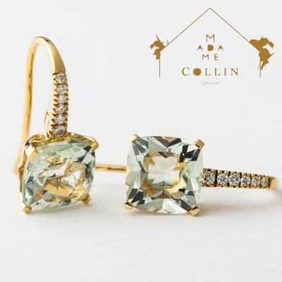 オンラインジュエリーショップmadame collin マダムコランの宝石箱