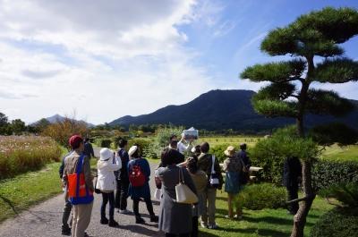 上堰潟公園から角田山