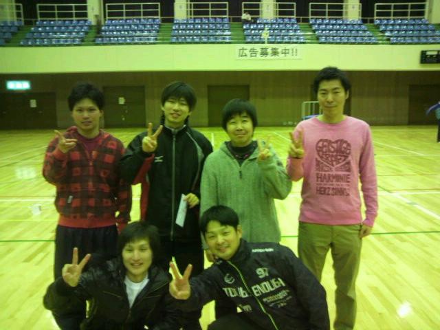 鎌ヶ谷オープン卓球大会