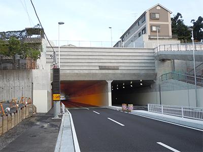 白鴨トンネル