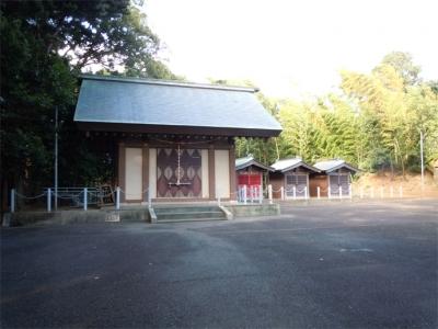 恩田町神明社