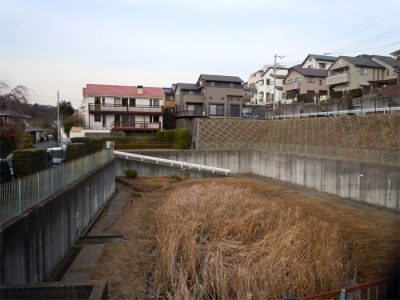 岡津A雨水調整池