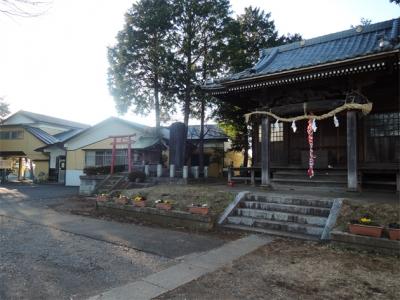 佐江戸杉山神社