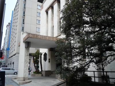 旧横浜銀行集会所跡
